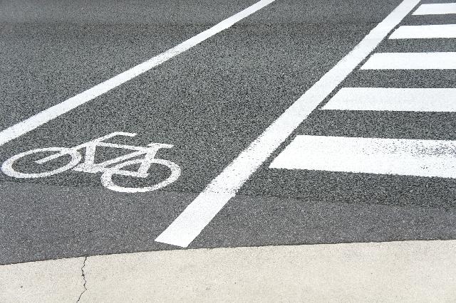 自転車表示